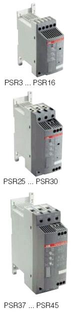 Устройства плавного пуска PSR пpедназначены для pаботы с токами...